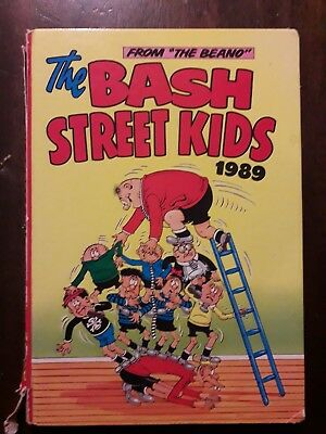 The Bash Street Kids Annual 1989 - From The Beano
