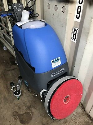 NUMATiC Industrial Commercial Floor Scrubber Dryer Cleaner