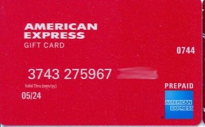 Us American Express Red Card