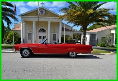 1970 Buick Electra Numbers matching 455 V8 engine 1970 Buick Electra 225 Convertible Excellent Condition!