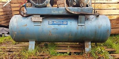 Ingersoll Rand Air Compressor Receiver Accumulator Tank -  325L  13bar