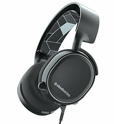 SteelSeries Arctis 3 Console Gaming Headset for PlayStation, Xbox One, VR, Black