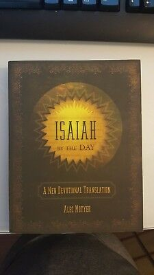 Isaiah by the Day: A New Devotional Translation by Alec Motyer (Paperback)