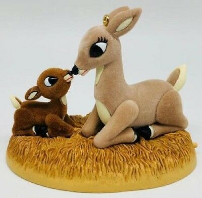 2007 Hallmark Ornament Rudolph the Red-Nosed Reindeer A Hero Is Born NIB