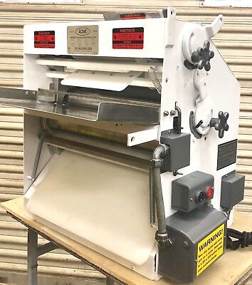 Reconditioned Acme MR11, Double Pass Dough Sheeter Roller *Nice* Must See