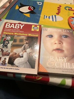 Baby Help Guide Books
