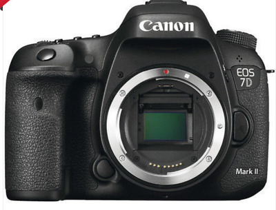 Brand New Canon EOS 7D Mark II Digital SLR Camera Body Only - UK STOCK