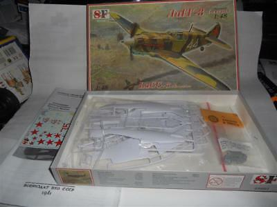 1/72 South Front LaGG-3 4th batches - kit complete