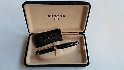 Aurora 88 Vintage Fountain Pen - Mint