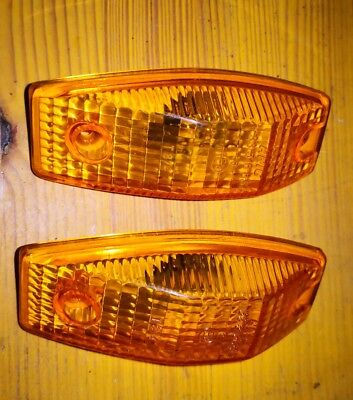 Volkswagen  Golf Gti Mk1 Gemme Frecce Laterali Lamps Old Stock
