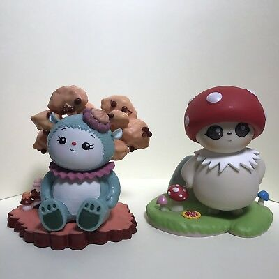 Tulipop Iceland Figure Toyami - Bubble and Miss Maddy