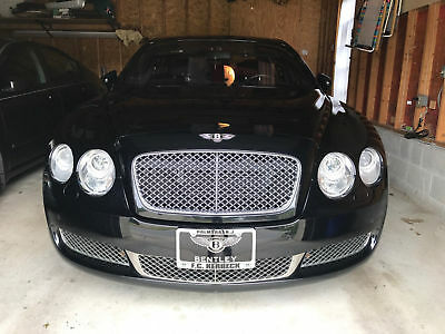 2006 Bentley Continental Flying Spur  NO RESERVE - BLACK ON BLACK - BEAUTIFUL