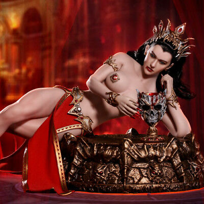 TBLEAGUE Arkhalla Queen of Vampires Sixth 1:6 Figure Statue NEW SEALED