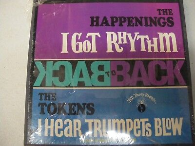 Happenings/ Tokens  NEW reel to reel tape