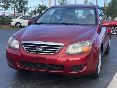 2009 Kia Spectra  2009 Kia Spectra EX 4dr 2.0L Clean Title Drives Great Cold AC FLORIDA OWNED L@@K