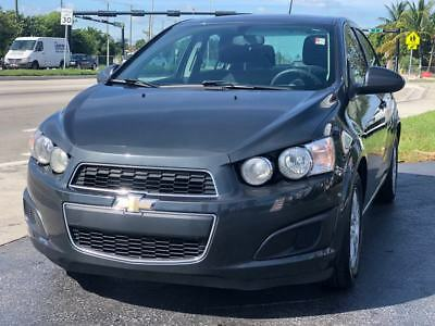 2014 Chevrolet Sonic  2014 Chevrolet Sonic LT Auto 4dr 103K Miles1.8L I4 Drives Great FLORIDA OWNED