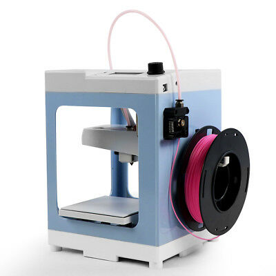 Skycube 1.0 Mini 3D Printer High-precision 110X110X125mm 1.75mm PLA FDM USB SD