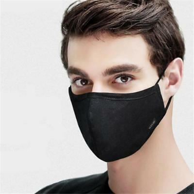 Unisex Mens Womens Cycling Anti-Dust Mouth Face Mask Respirator FW