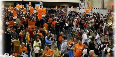 2 Tickets - 2019 Baltimore Orioles FanFest 1/26/19 STH Season Ticket EARLY ENTRY