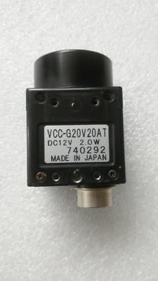 1PC Used CIS VGA VCC-G20V20AT industrial camera test