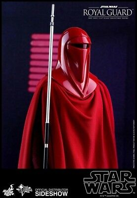 Royal Guard 1/6 Movie Masterpiece Actionfigur 1:6 Hot Toys - Star Wars Sideshow