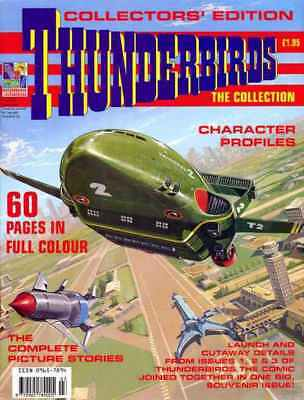 Thunderbirds Comics On Dvd + Annuals & Specials! Gerry Anderson Stingray Joe 90