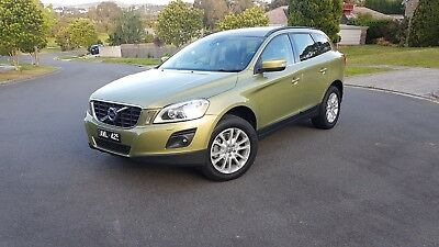 Volvo XC60 T6 2009 with RWC and Rego