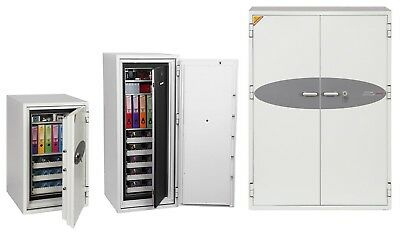 Phoenix DS4620K Data Commander with Key Lock Water Resistant & Fire Protection