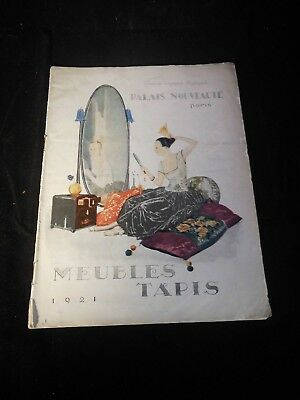 Meubles, tapis, 1921 : (Grands Magasins Dufayel.) Paris, 1921 catalogue fashion