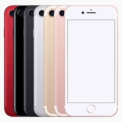 Apple iPhone 7 | 32GB 128GB 256GB | Unlocked - Sim Free - Locked | All Colours