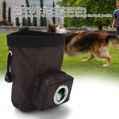 Waist Snack Reward Pocket Feed Portable Dog Training Pouch Treat Bags Pet Oxford