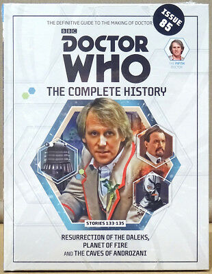 Doctor Who Complete History Issue 85 Resurrection of the Daleks *NEW* *SOLD OUT*