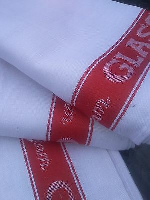 Linen union Glass cloth tea towel 50% cotton50% linen restaurant barcloths R