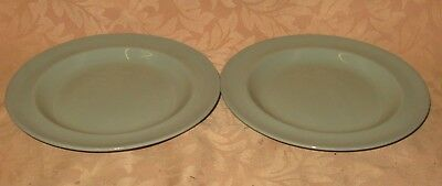"2 x Vintage 1960's Spode Flemish Green 6.5"" Side Plates - more available"