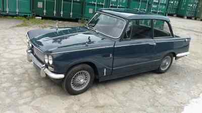 Triumph Vitesse MK1 2ltr 1967 - Recently Restored