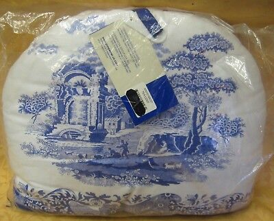 Genuine Spode Blue Italian Pattern Tea Cosy by Pimpernel - BRAND NEW WITH TAGS