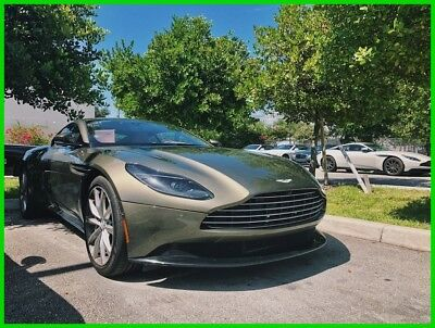 2018 Aston Martin DB11 V8 2018 18 ASTON MARTIN DB11 V8 COUPE * LOADED WITH OPTIONS * LOW MILES * SERVICED