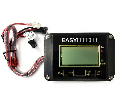 Replacement Digital Timer Programmer Control Unit- Wild Beak Automatic Feeders