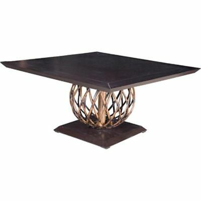 "Padma's Plantation Bello 60"" Square Dining Table! Reduced From $1499"