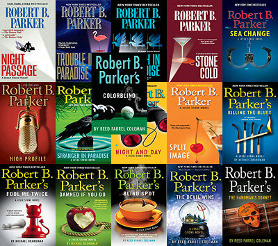 The JESSE STONE Mysteries By Robert B. Parker (17 MP3 Audiobook Collection)