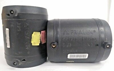 New, Qty-2 Frialen Safety Fitting MBI/UBI 3 IPS