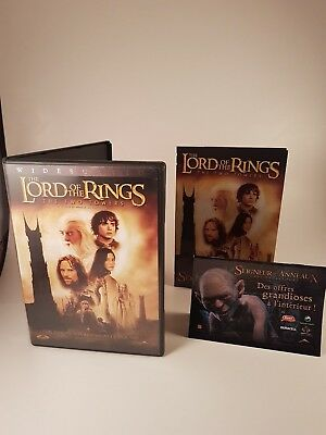 The Lord of the Rings: The Two Towers (DVD, 2-Disc Set, Widescreen)
