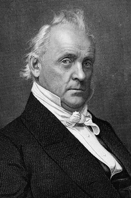 New 4x6 Photo: James Buchanan, 15th President of the United States