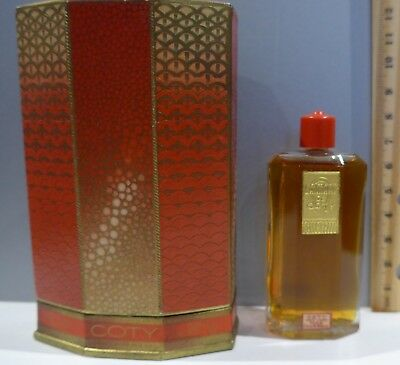 Vintage Perfume L'Aimant de Coty Full with box