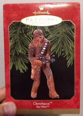 Hallmark Keepsake Star Wars Chewbacca Ornament - 1999