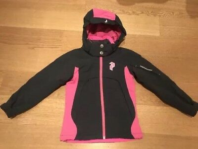 Peak Performance Kinder Jacke Gr. 120