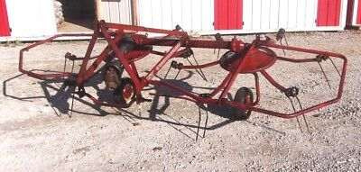 Used New Holland Model 157 Hay Tedder-10 ft.--CAN SHIP CHEAP AND FAST