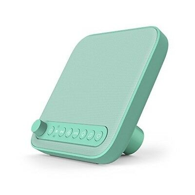 Pure Enrichment Wave Baby Soothing Sound Machine Teal 6 Sounds USB Port New