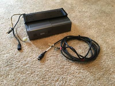 E32 E34 E36 BMW 3 5 7 Series OEM Trunk CD Changer With Magazine and Wiring