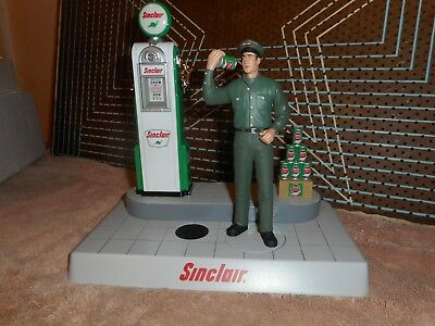 Sinclair Sound and Motion Mechanical Bank New in Package in Box
